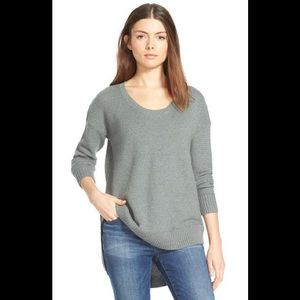 Madewell Ariel Pullover Knit Sweater Long-sleeve